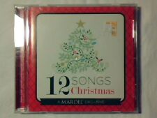 CD 12 songs of Christmas AMY GRANT CHRIS TOMLIN RARO COME NUOVO RARE LIKE NEW!!!
