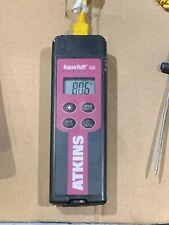 Atkins Aquatuff Type K Model 352 Thermocouple Display 100f To 999f Range