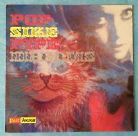 RUBBLE VOLUME TWO: POP-SIKE PIPE-DREAMS ~ 2003 UK 16-TRACK VINYL LP REISSUE