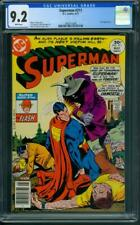 Superman #311 CGC 9.2 and #313 CGC 9.0 (2 CGC lot)