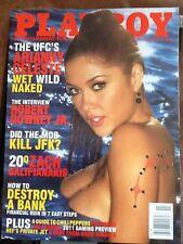 Playboy Magazine November 2010 Cover Arianny Celeste!