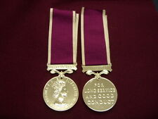 FULL SIZE OFFICIAL ARMY LONG SERVICE GOOD CONDUCT MEDAL LSGC