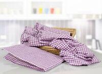 Geschirrtücher 10er Set Geschirrhandtücher Küchentücher Baumwolle (Captain Clean