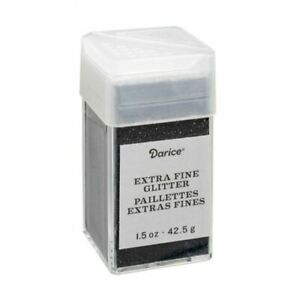 Darice - Extra Fine Glitter - 1.5 Ounces - Recollections