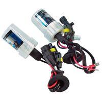 Paire Lampes Ampoules Set Xénon H7 55w 8000k 12v Lumière Hid Remplacement