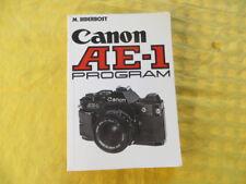 CANON AE1 program - Biderbost - 1982