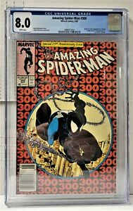 Amazing Spider-Man #300 - Origin & 1st Full Appearance Of VENOM!!