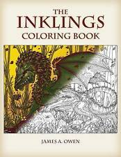 The Inklings Coloring Book by Owen, James A. -Paperback