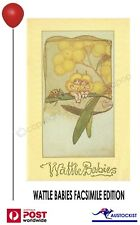 WATTLE BABIES Gum Nut Babies 1922/1985 Large Font Illustrated Edition Brand New