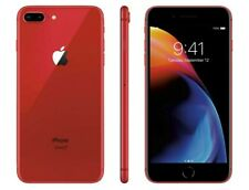 Apple iPhone 8 Plus 64GB Red - GSM Unlocked (Renewed)