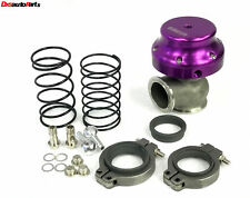 Universal 38mm Purple Adjustable Boost Level External Wastegate  6 8 14PSI EMUSA