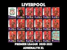 PANINI ADRENALYN XL 2020-2021 20/21 CHOOSE YOUR LIVERPOOL CARD inc FOILS