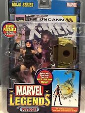 Marvel Legends Psylocke (Crimson Dawn Variant) Mojo Series