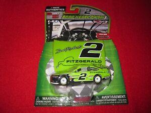 Brad Keselowski #2 Fitzgerald NASCAR Authentics 1:64