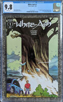 White Ash #1 CGC 9.8 Scout Comics 2020