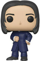 FUNKO POP! HARRY POTTER: Severus Snape (Yule) [Used Very Good Toy] Vin