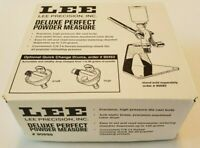 Lee 90699 Deluxe Perfect Powder Measure Reloading Equipment *Priority Insured*