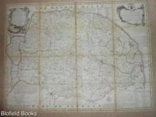 Emanuel Bowen Antique Maps, Atlases & Globes