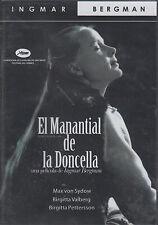 DVD - El Manantial De La Doncella NEW Ingmar Bergman FAST SHIPPING !