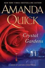 Crystal Gardens - Good - Quick, Amanda - Hardcover