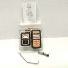New listing Therm Pro Remote Food Thermometer - Model Tp-07S