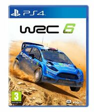 WRC 6  PS4  PLAYSTATION 4   nuovo