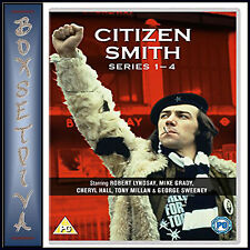 CITIZEN SMITH - COMPLETE SERIES 1 2 3 & 4 *BRAND NEW DVD**
