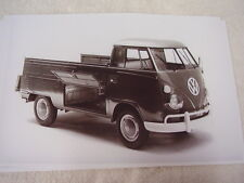 1965 VOLKSWAGEN VW PICKUP  11 X 17  PHOTO   PICTURE