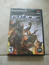 PlayStation 2 PS2 G.I. Joe The Rise of Cobra 2009 Video Game