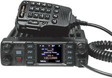 Anytone AT-D578UV III Pro DMR Dual-band Mobile Radio with GPS and Bluetooth