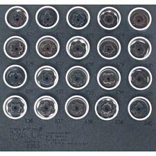 BGS Felgenschloss Werkzeug Satz VAG Radbolzen Adapter Radsicherung öffnen 20 tlg
