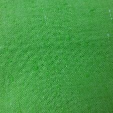 Vintage 1970s green fabric