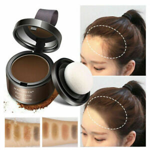 8 Color Hair Powder Cover Up Hairline Shadow Instant Concealer Loss Makeup Tool