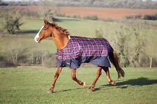 """SHIRES EQUESTRIAN  WINTER HIGHLANDER HORSE BLANKET SIZE 72"""" (200 GRAM)"""