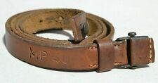 Germany Mp 40 Leather Sling Carrier Strap