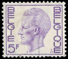 "BELGIUM 756p (Mi1699z) - King Baudouin ""1976 Phosphorous paper"" (pf64905)"