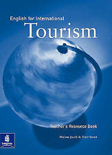 English for International Tourism: Teacher's Resource Book (English-ExLibrary
