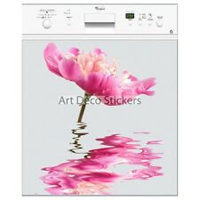 Magnete lavastoviglie fiore rosa 60x60cm ref 013 013