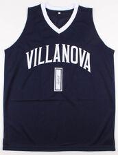 Jay Wright Signed Villanova Wildcats Jersey (JSA COA)