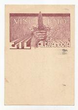 M53-ALESSANDRIA-PNF GIOVENTU' ITALIANA DEL LITTORIO