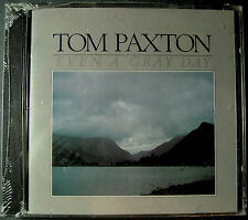 Tom Paxton:  Even a Gray Day (CD, 1983, Flying Fish) NEW
