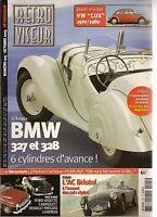 RETROVISEUR 205 BMW 327 328 AC BRISTOL VW COX 1970 80 FREGATE CHAPRON VEDETTE