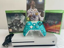 Microsoft Xbox One S Console -500gb wired controller+ Games