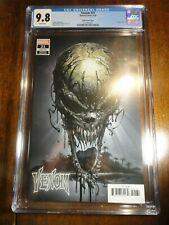 Venom #21 Crain Variant CGC 9.8 NM/M Cates Island 186 Spider-man 1st Pr Marvel