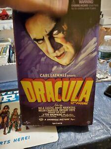 Dracula 12 inch Figure Sideshow *Box has Wear* 2001