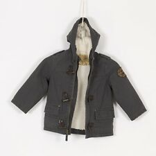 Boys ALPHA INDUSTRIES Jacket Size 2T Insulated Hooded