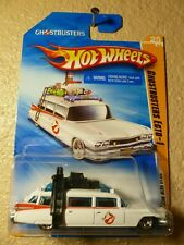 2010 NEW MODELS Hot Wheels GHOSTBUSTERS ECTO-1 #025