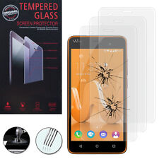 3X Safety Glass for Wiko Jerry / Wiko K-Kool Genuine Glass Screen Protector