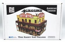 4Ground 28S-DMH-118 The Sassy Gal Saloon Dead Mans Hand Terrain Old West Scenery