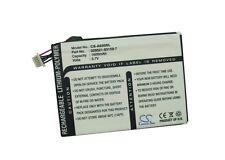 3.7 V Batteria per Asus 029521-83159-7, MyPal A620, MyPal A620BT, MyPal a620g NUOVO